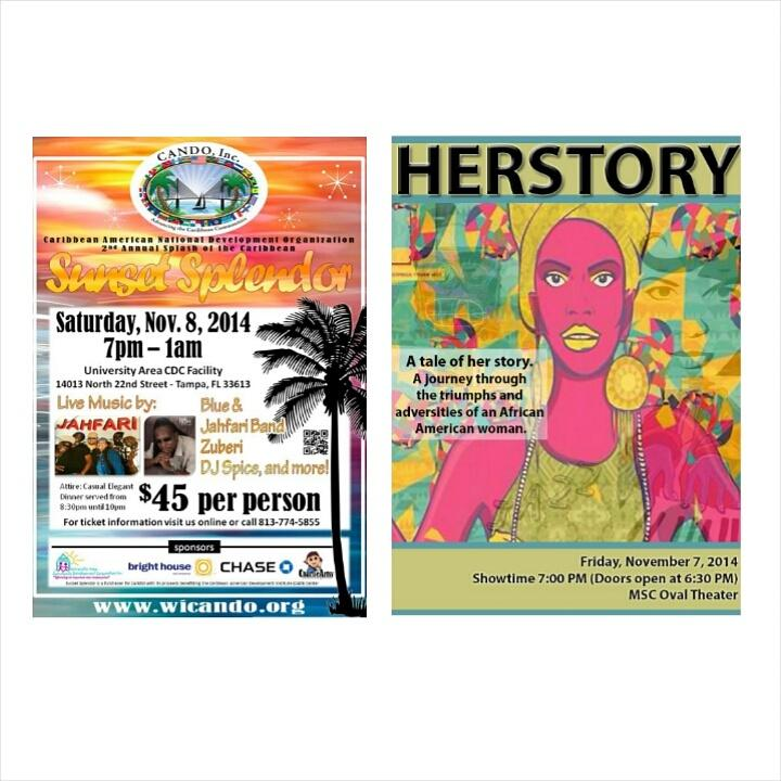 This week's events! See you there! Come purchase your #CODE689 copy :-) @USF_SISTUHS http://t.co/PSx9Kv8vYl