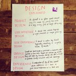 #servicedesign #productdesign #ui #ux #experiencedesign explained by donuts http://t.co/bmLjYzCQsm
