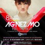 "Konser Agnez Mo ""Feel The Beat"" | 30 November 2014 @ Empire Palace | Order : 081217886954 / 2833C8D4 (Pin BB) http://t.co/PzevOkRTIq"