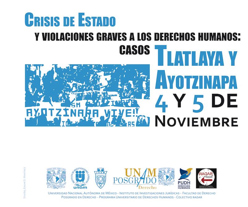 """Mañana 4 de nov, Foro """"Crisis de Estado"""" #Tlatlaya #Ayotzina, mesa de análisis con @JoseAGuevaraB  @XMedellin http://t.co/i0cdl1qmxr"""