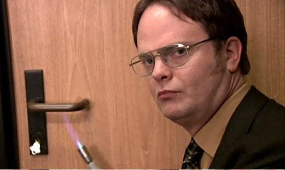 Who cares about #alexfromtarget when there's #dwightfromdundermifflin http://t.co/k38zrL8YQX