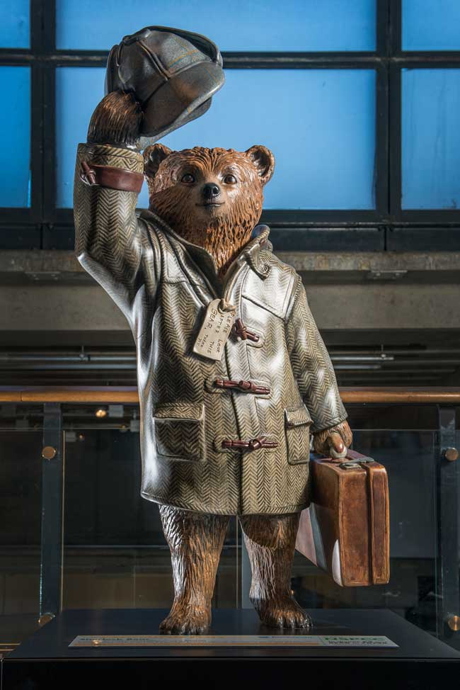 Look who's arrived! Meet @PaddingtonBear at the museum until the end of Dec. #PaddingtonTrail  http://t.co/6aDnkwAD3L http://t.co/osNM7zmUow