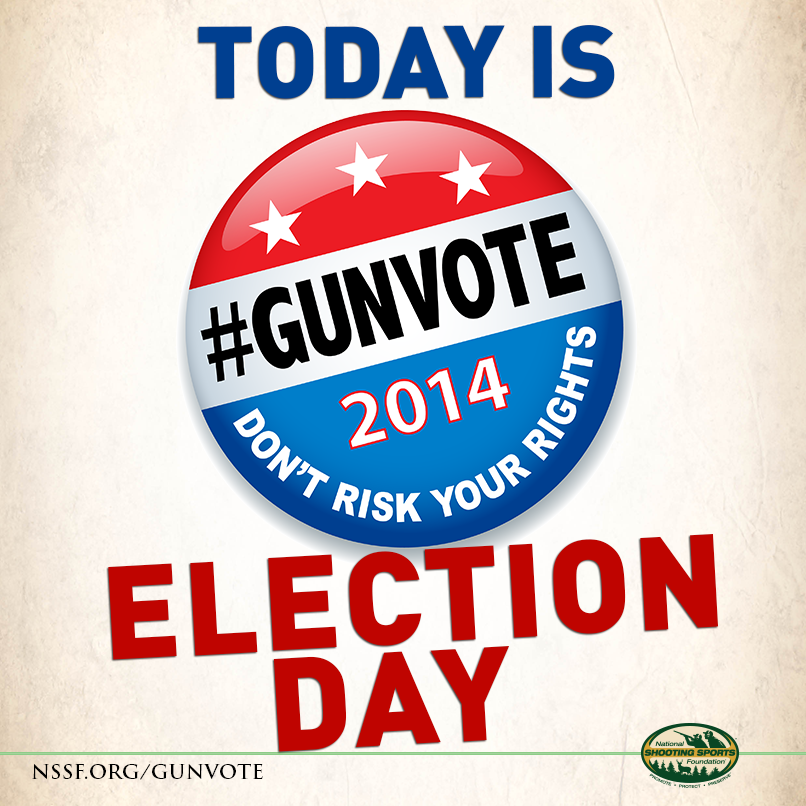 RETWEET if you voted or plan to vote today. #GUNVOTE http://t.co/BcO7MNFMbj