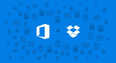 We're partnering with @Microsoft to combine the power of Dropbox and Office! http://t.co/zLDyNRIvt6 http://t.co/jf8B5U5um4