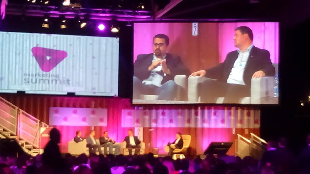 The future of data, mobile and content are the top trends dominating day 1 at the #websummit http://t.co/7Q9tTEhPRG