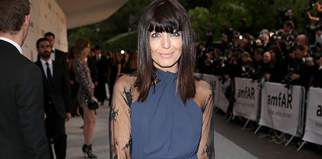 Our thoughts are with @ClaudiaWinkle following her daughter's Halloween accident