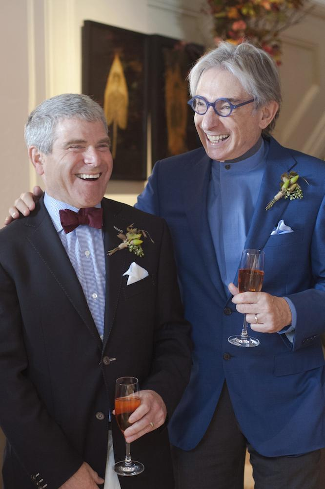 """38 years together, Tilson Thomas and Robison marry"" http://t.co/e7U6x7rkn3 http://t.co/54xBv65DsA"