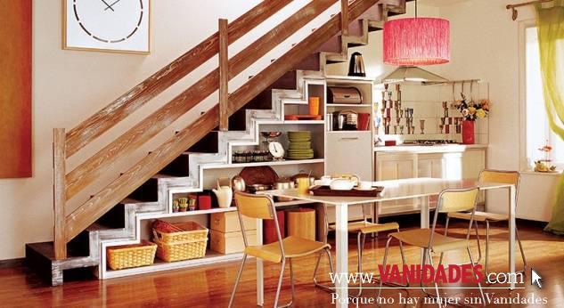 Decoracion ideas para aprovechar el espacio si tienes un for Ideas para un departamento pequeno