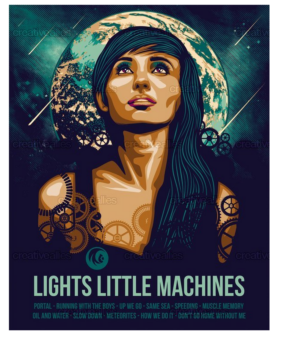 One of our favorite submissions for the @lights contest! http://t.co/4nHVNRiVNG #Littlemachines #art #Futuristic http://t.co/AzY84qo9Ni