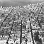 1929 Construccion del Capitolio, Vista Aerea mirando hacia el mar #CubaArchivo #Cuba http://t.co/TDbUFZLlE0