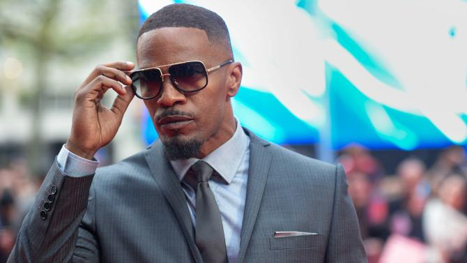 Jamie Foxx to star in new movie from 'Spring Breakers' director (EXCLUSIVE)