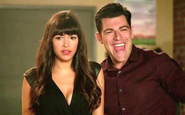 Watch a 'Breaking Bad'-esque @NewGirlonFOX lead to a Schmidt-Cece (!!!) kiss: