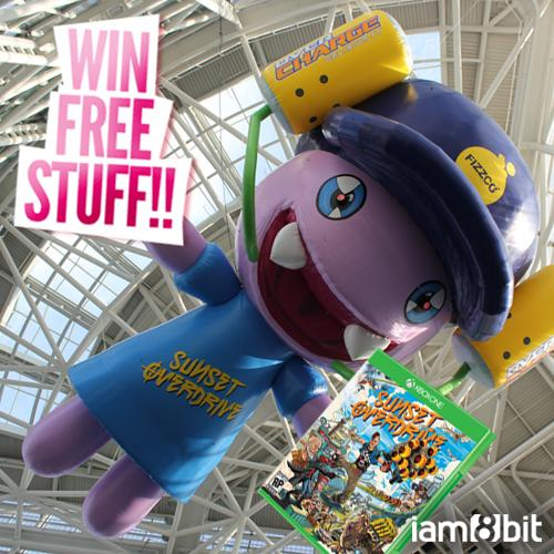 Win Free Stuff - Sunset Overdrive! RT and follow us to enter. Lots of codes to give away thanks to @insomniacgames http://t.co/SJ7tjg8K4d