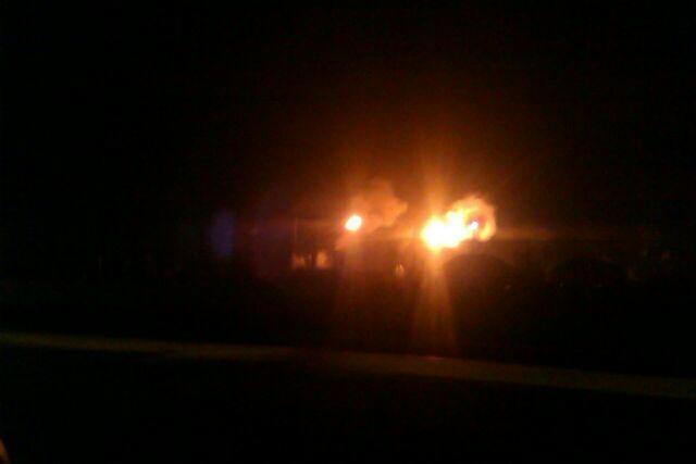 Diario NotiFalcon (@NOTIFALCON): #AHORA Reportan apagón en la refinería de Amuay.  Judibana también está afectada con falla eléctrica. http://t.co/RA1RvduC9y