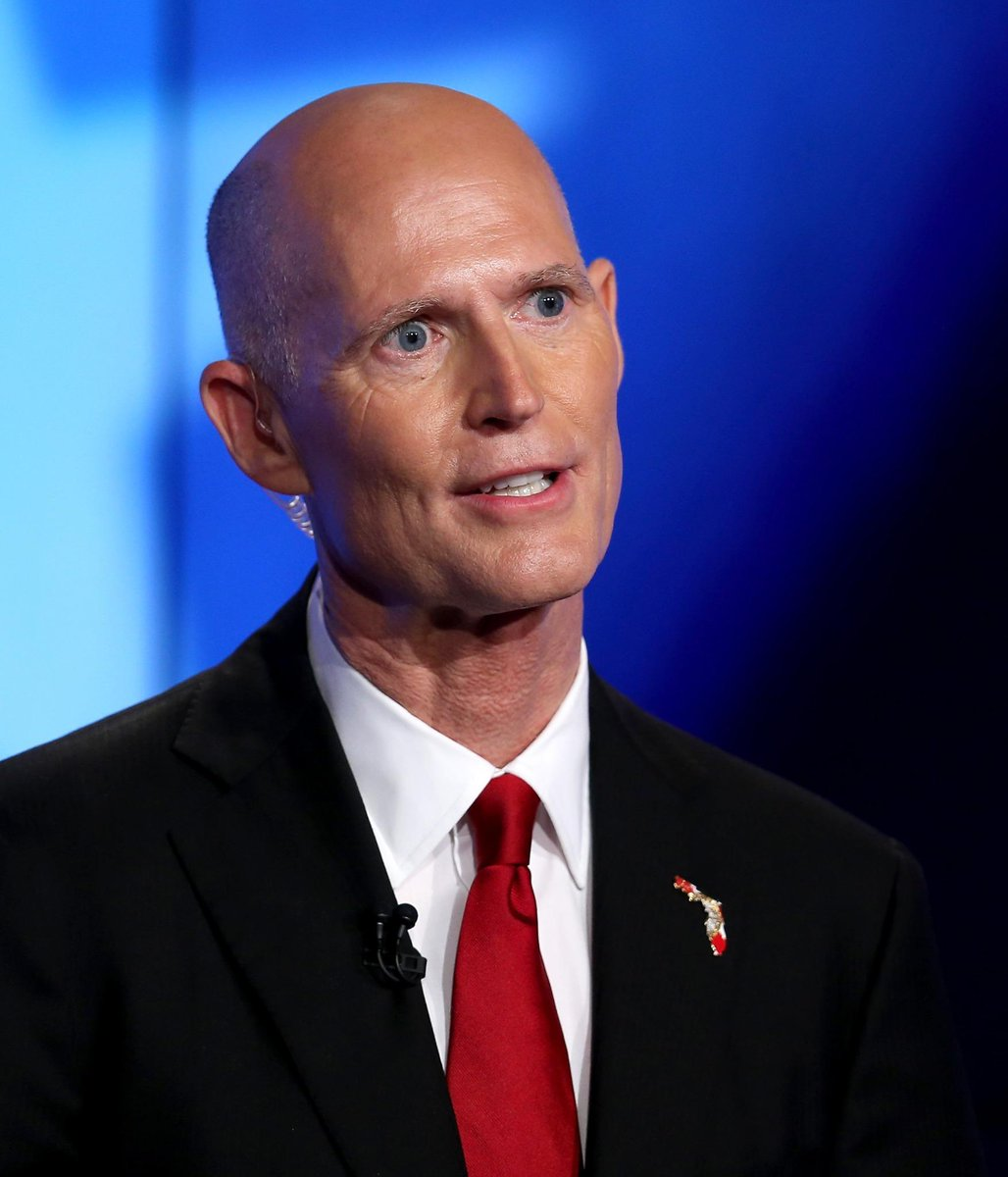 #BREAKING IT'S OFFICIAL: #RickScott has won the #Florida governor #Election2014 race http://t.co/b0RLJJs6OQ