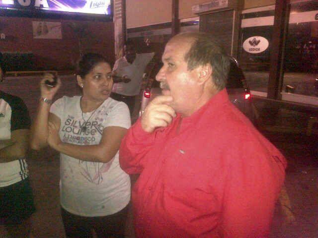 Diario NotiFalcon (@NOTIFALCON): Alcalde de Los Taques reitero que situación en refinería de Amuay se mantiene bajo control, tras apagón. http://t.co/a1UenG7jIO