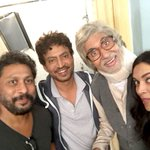 RT @PikuTheFilm: EXCUSIVE: For the first time ever, catch @ShoojitSircar with @SrBachchan, @irrfan_k & @deepikapadukone in a SELFIE! http:/…