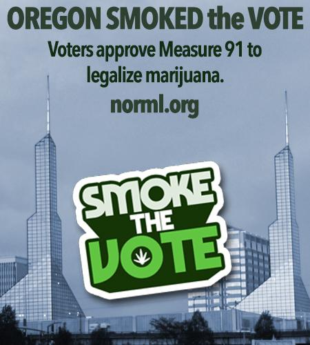 BREAKING: OREGON LEGALIZES MARIJUANA. #SmokedTheVote http://t.co/rC6xE4k71E