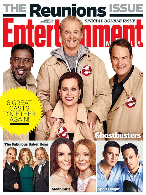 Finally, #EWReunions! Check out the casts of @Ghostbusters30, Mean Girls & more! http://t.co/pBgrbAo5Qf http://t.co/FIVCBnA6w5