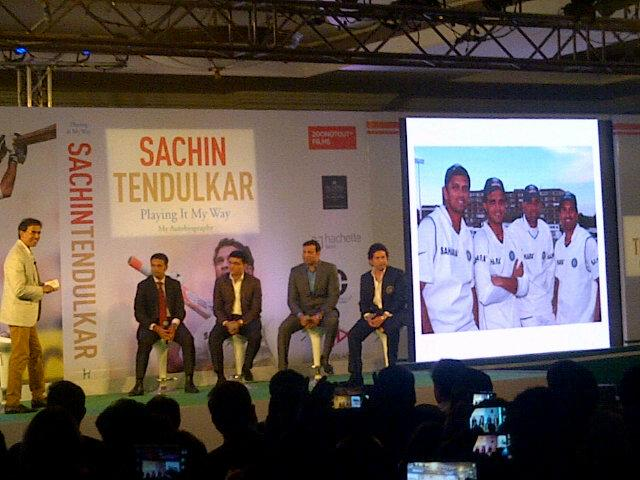Fab four of Indian #cricket http://t.co/ENS4cgx57L