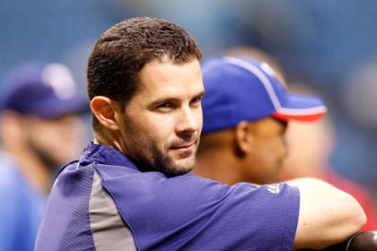 Michael Young will return to #Rangers as Special Assistant to  GM Jon Daniels (Getty Image) http://t.co/syqaA759DC http://t.co/8jOgIdPKrJ