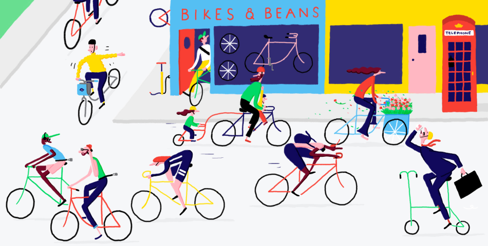 A guide to how to cycle in #London, from the founder of @TheRideJournal: http://t.co/XLA7XqaQbn http://t.co/7SB3kVPmg3