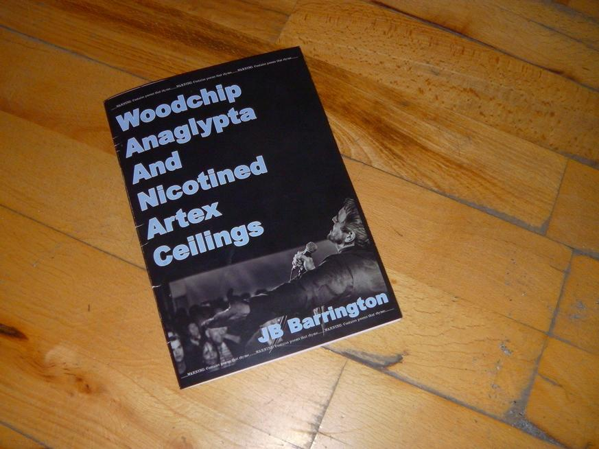 Diggin' for modern Poetry? check the new paperback from #Manchester poet  @JB_Barrington #Funny #Intelligent #Words http://t.co/EHvUR8wvmX