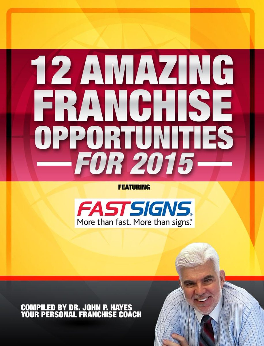 Read about @FASTSIGNS and their AMAZING #franchise story. Order your FREE copy here: http://t.co/ak19gSWFUJ http://t.co/3wseA3dXoT