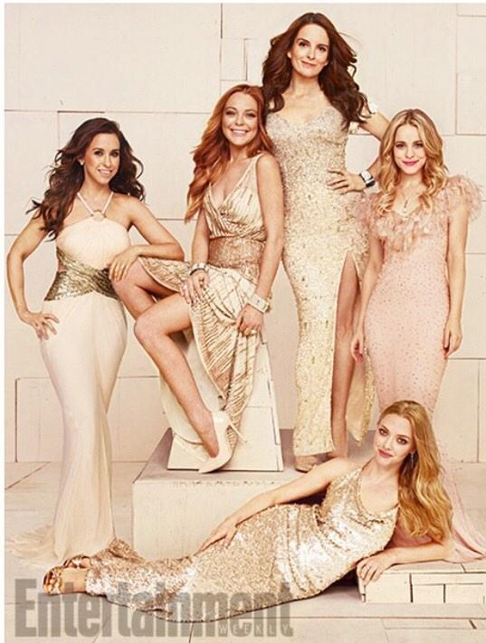 Together again... #MeanGirlsReunion http://t.co/0y24FfhbNr
