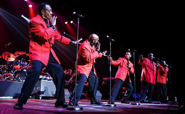 Motown artists The Temptations and The Four Tops are coming to Broadway:
