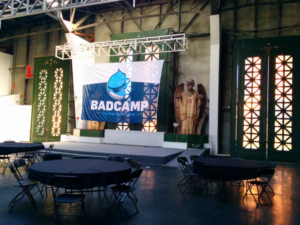 Yep, its all happening. #BADCamp http://t.co/9WyUZ6zqTy