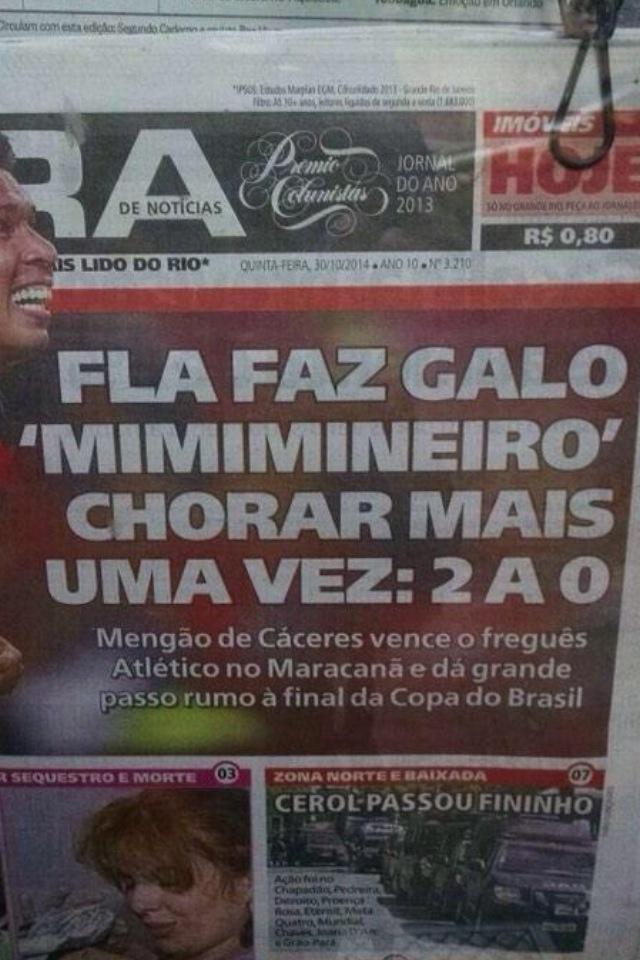 Aqui é GALO!!! http://t.co/WUioHzW1Y6
