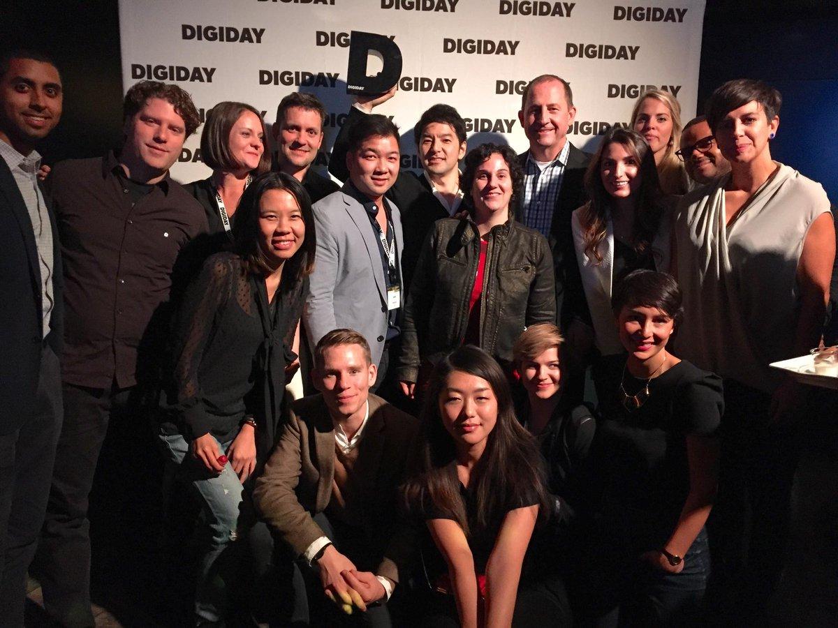 AKQA named top agency at 2014 Digiday Awards http://t.co/5oRvdUL1z9 via @Digiday http://t.co/4iy8thVFZM