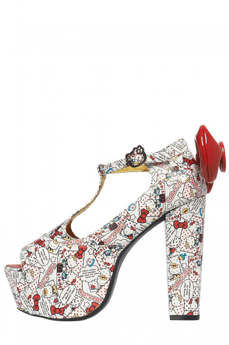 Definitely must buy these @JCshoes Jeffrey Campbell x @hellokitty platforms before they run out!!! :O <3 #kittycraze http://t.co/X4MDP67vqi