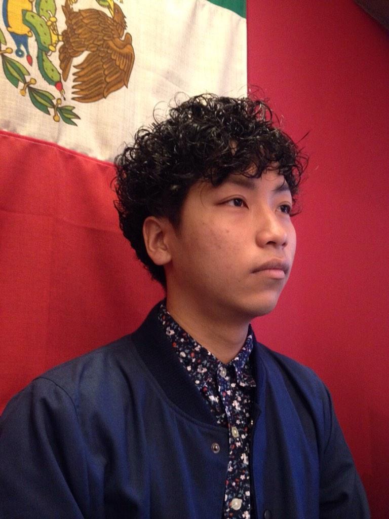 神戸板宿メンズオンリーサロン インフィニィトから先程届きました写真 #ヘアスタイル #板宿 http://t.co/MXDJPM0Qfq