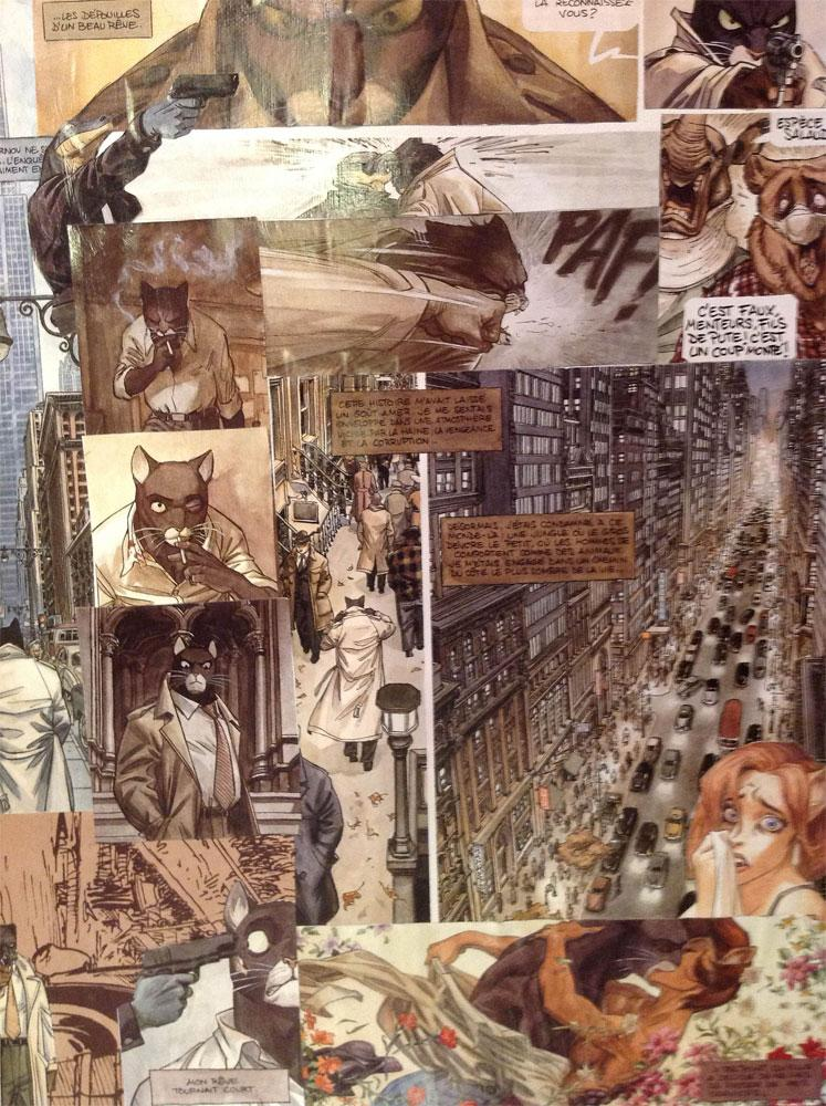 BLACKSAD COMES BACK!!『ブラックサッド―黒猫探偵』は明後日 全国発売です!!! http://t.co/ehuEW7n7SN  http://t.co/knfge63zJQ http://t.co/YpHEuU9yjY