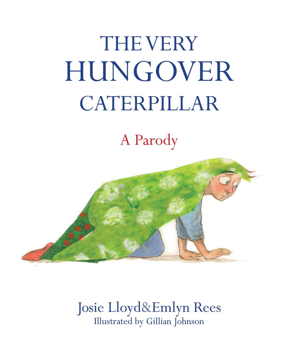 The Very Hungover Caterpillar is published today. RT for a chance to win a signed copy. #comp ends Friday 6pm. http://t.co/C5lHulIaRV