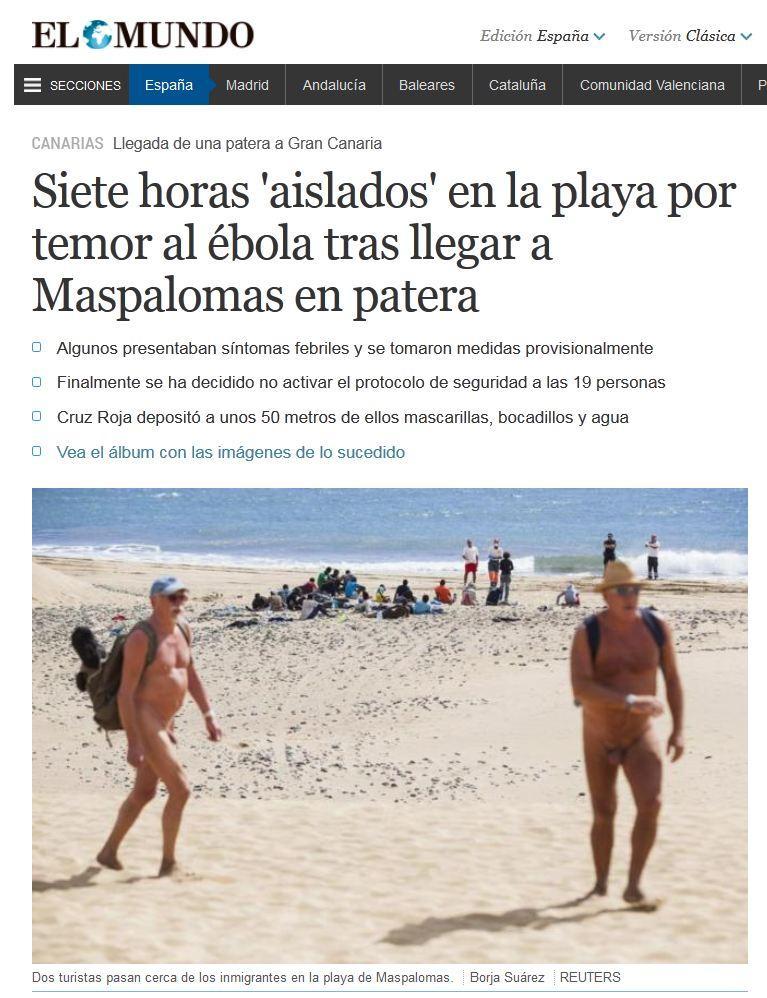 ¿En serio, diario El Mundo? ¿En serio no había otra foto para ilustrar la noticia? http://t.co/uCZjkfmmch