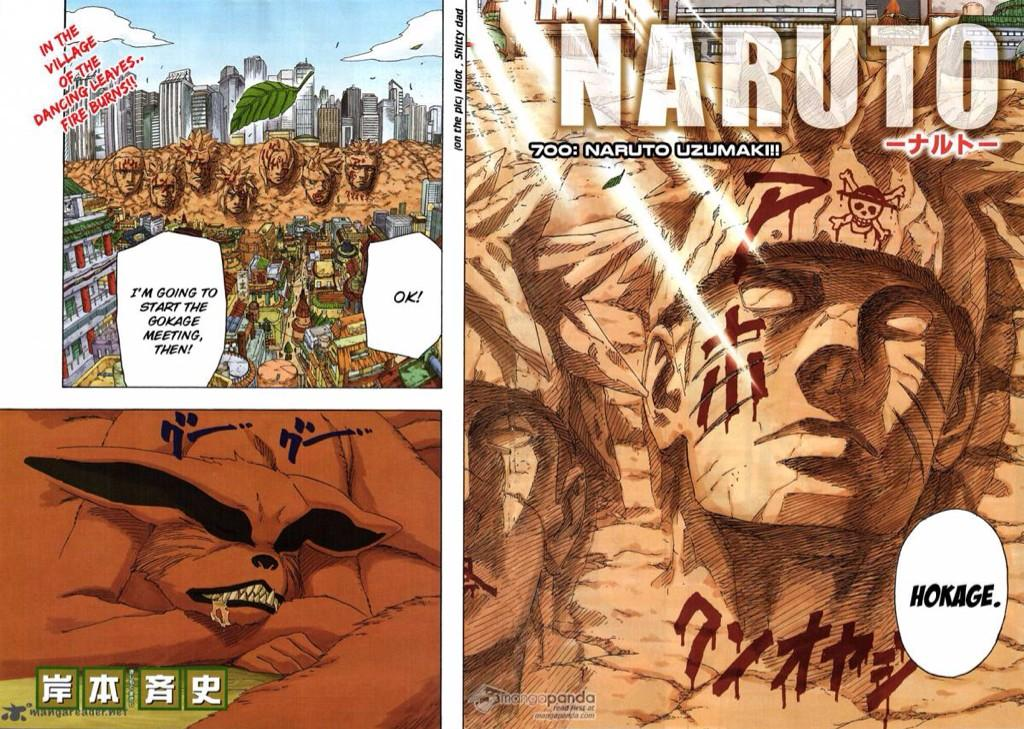 That was a great manga/anime! 15 years  of #Naruto