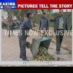 RT @timesnow: Dirt spread before Satish Upadhyay and Shazia Ilmi participate in 'Clean India' campaign #CheatingCleanIndia http://t.co/2rl2…