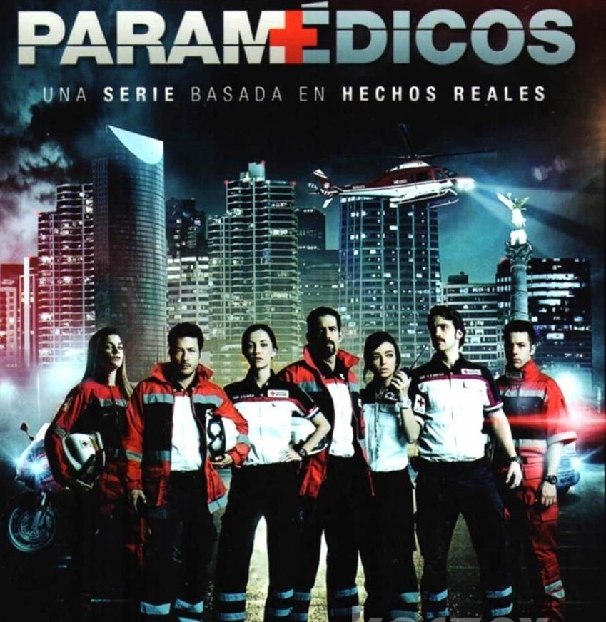 ES OFICIAL!!!   La Segunda Temporada de @paramedicostv se filma y estrena en el 2015!   @CruzRoja_MX  @CanalOnceTV http://t.co/wC4ribHneG