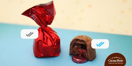 Chocólatra de verdade é daqueles que recebe #chocolate e não ignora nunca!