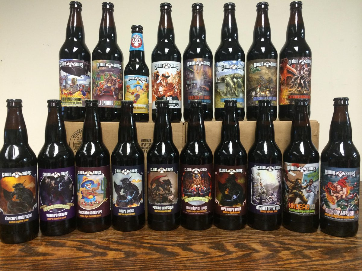 A history of stouts  #InternationalStoutDay #TBT http://t.co/FayGs2DM5Q