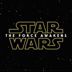 The movie has a title!  #StarWars #TheForceAwakens