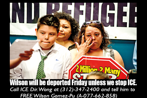 Make a call to keep this family together. This is the face of @BarackObama's broken promise. http://t.co/k8wTUZThwd