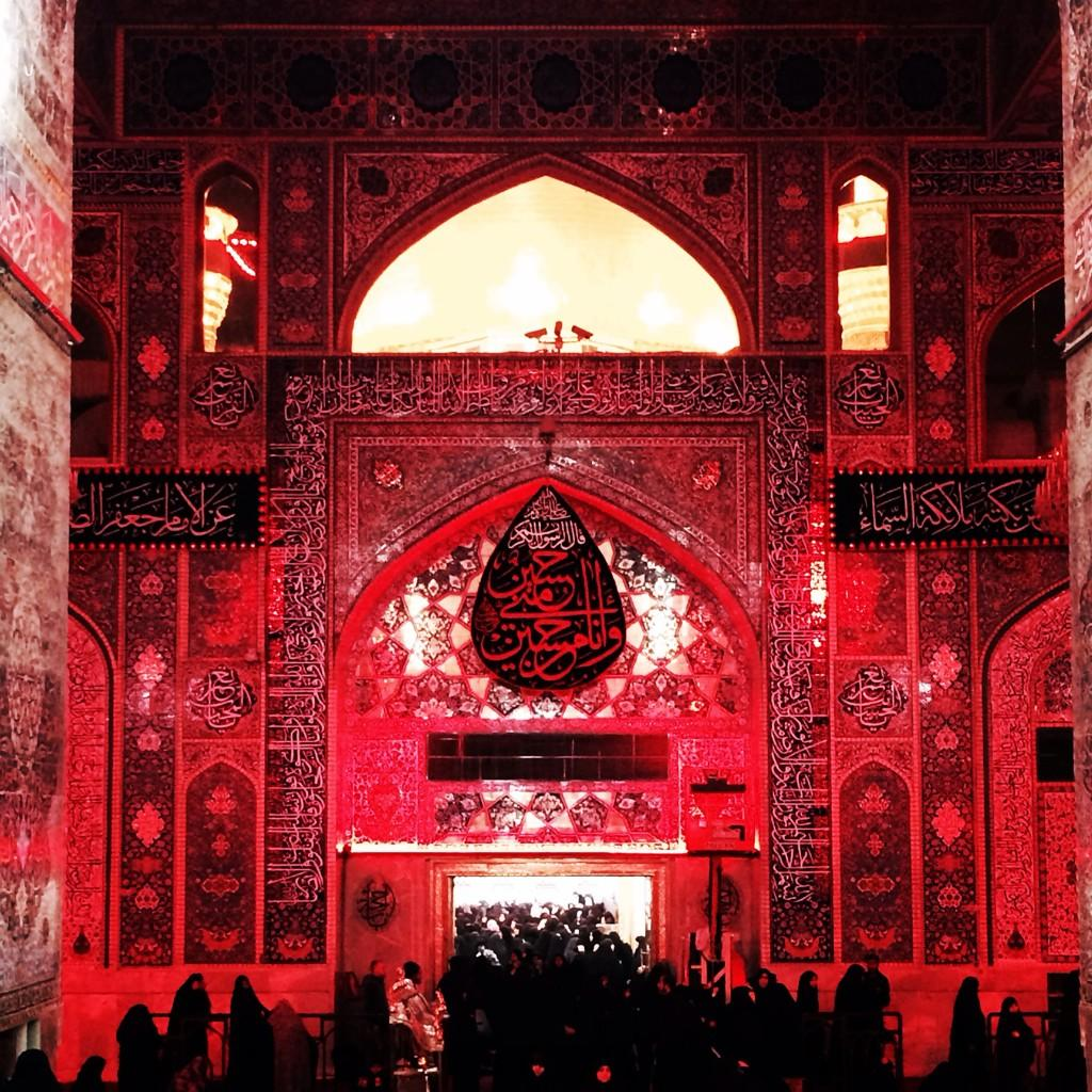 """Visit Karbala in your lifetime so that when you die, you don't feel like a stranger in Heaven."" Imam Al-Baqir (A.S) http://t.co/H6tr6UPu3i"