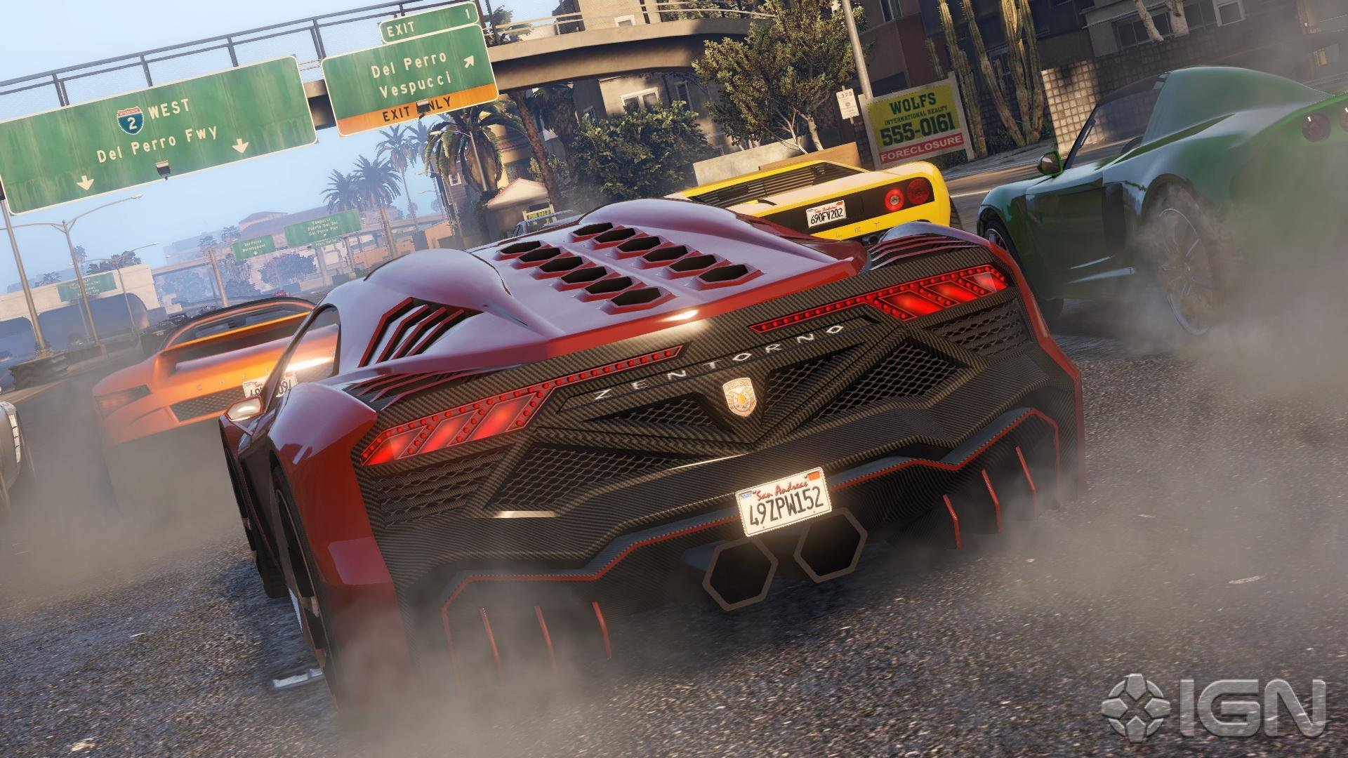 The Zentorno with have a license plate #GTAV http://t.co/iJDTEZjqeC