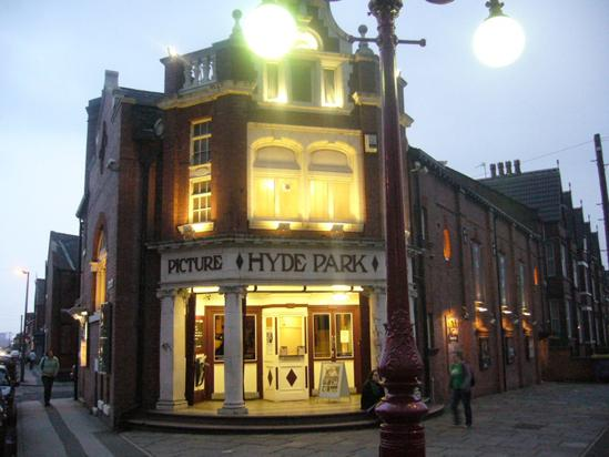 Tomorrow is the magnificent @HydeParkPH's 100th Birthday! Celebrate with a day of free cinema: http://t.co/tqSQmkTzbE http://t.co/MYEguUXaij