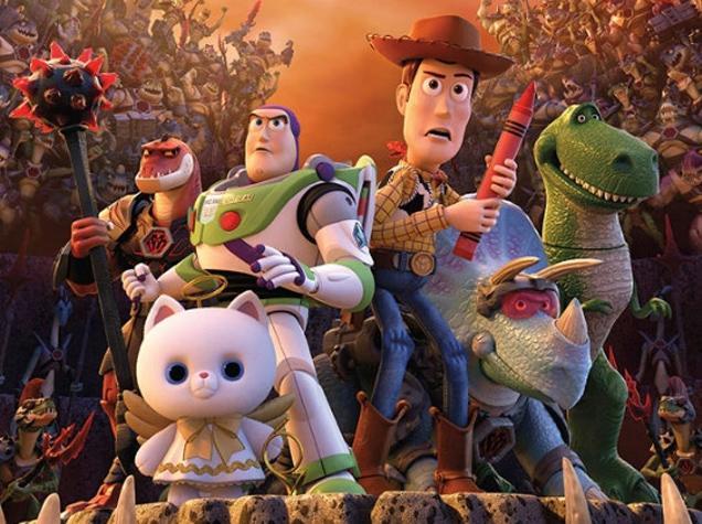 これはうれしい!RT @Yano_Akiko: トイストーリー4は2017年6月の公開だそうです @Gizmodo: Pixar is making Toy Story 4, huzzah http://t.co/dZagqpVLwr http://t.co/yZOkmfR8II