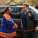 Me being way wide while working with 1 of my 5 favorite actors of all time, John Goodman. Red State shoot, 2010 #TBT http://t.co/cXDH306k3n